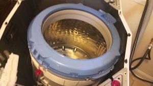 Agora máquinas de lavar da Samsung também explodem…