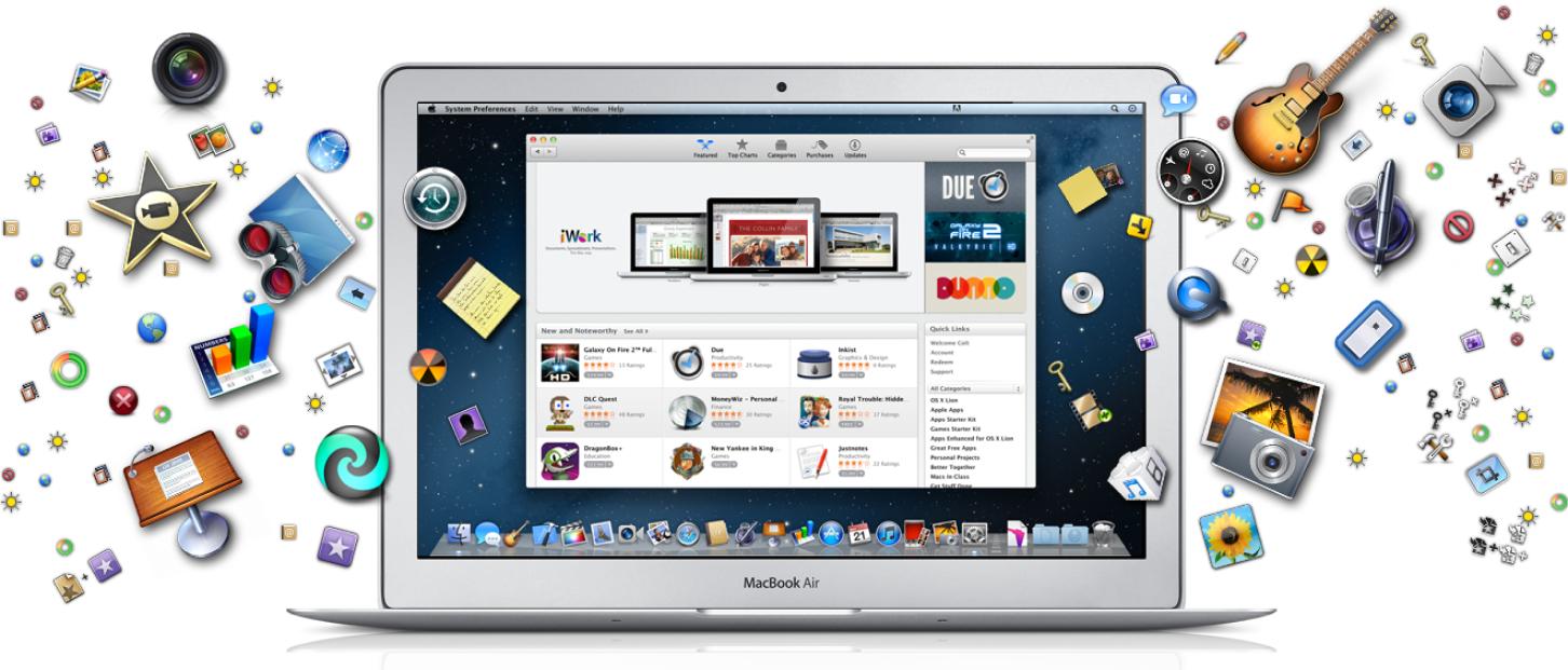 Aplicações que vão melhorar o teu Mac