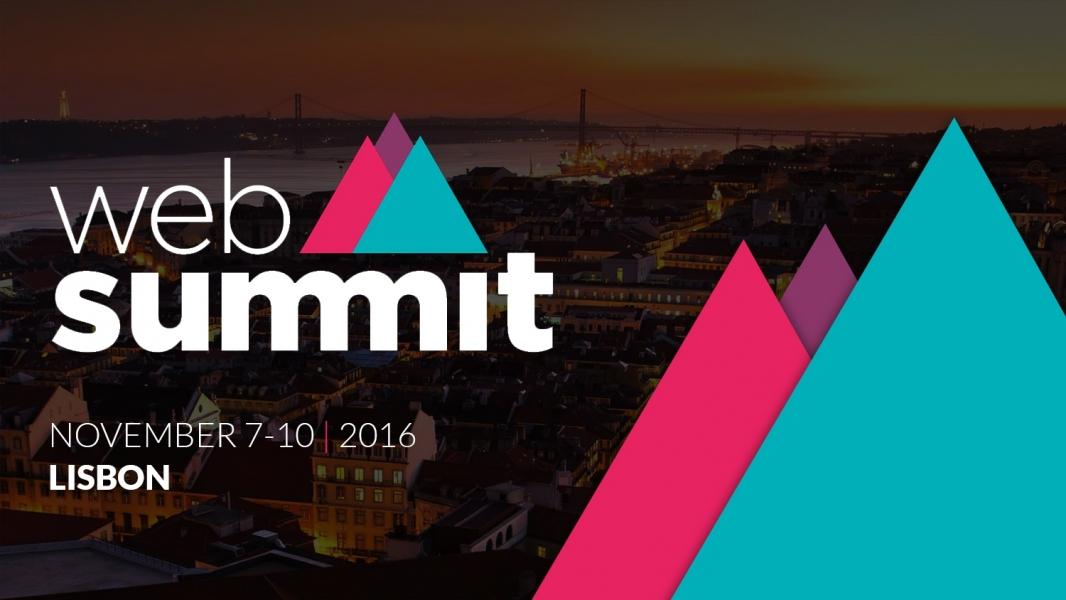 Resultado de imagem para web summit 2016