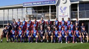 Crystal Palace: Veja se descobre o jogador que foi acrescentado com photoshop