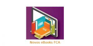 Read more about the article Ebooks FCA: 3 novos títulos disponíveis