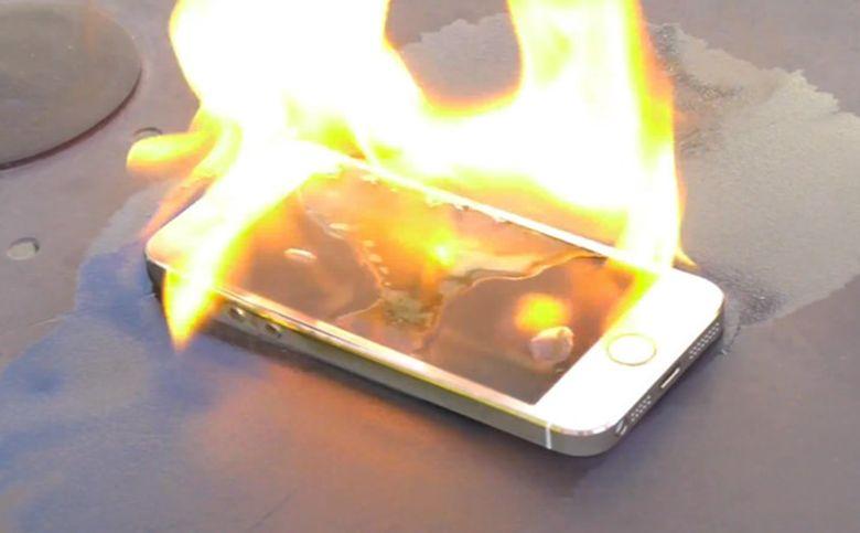 iPhones também explodem e há casos registados