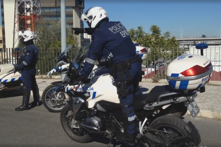 Mannequin Challenge: PSP e Marinha portuguesa também aderem