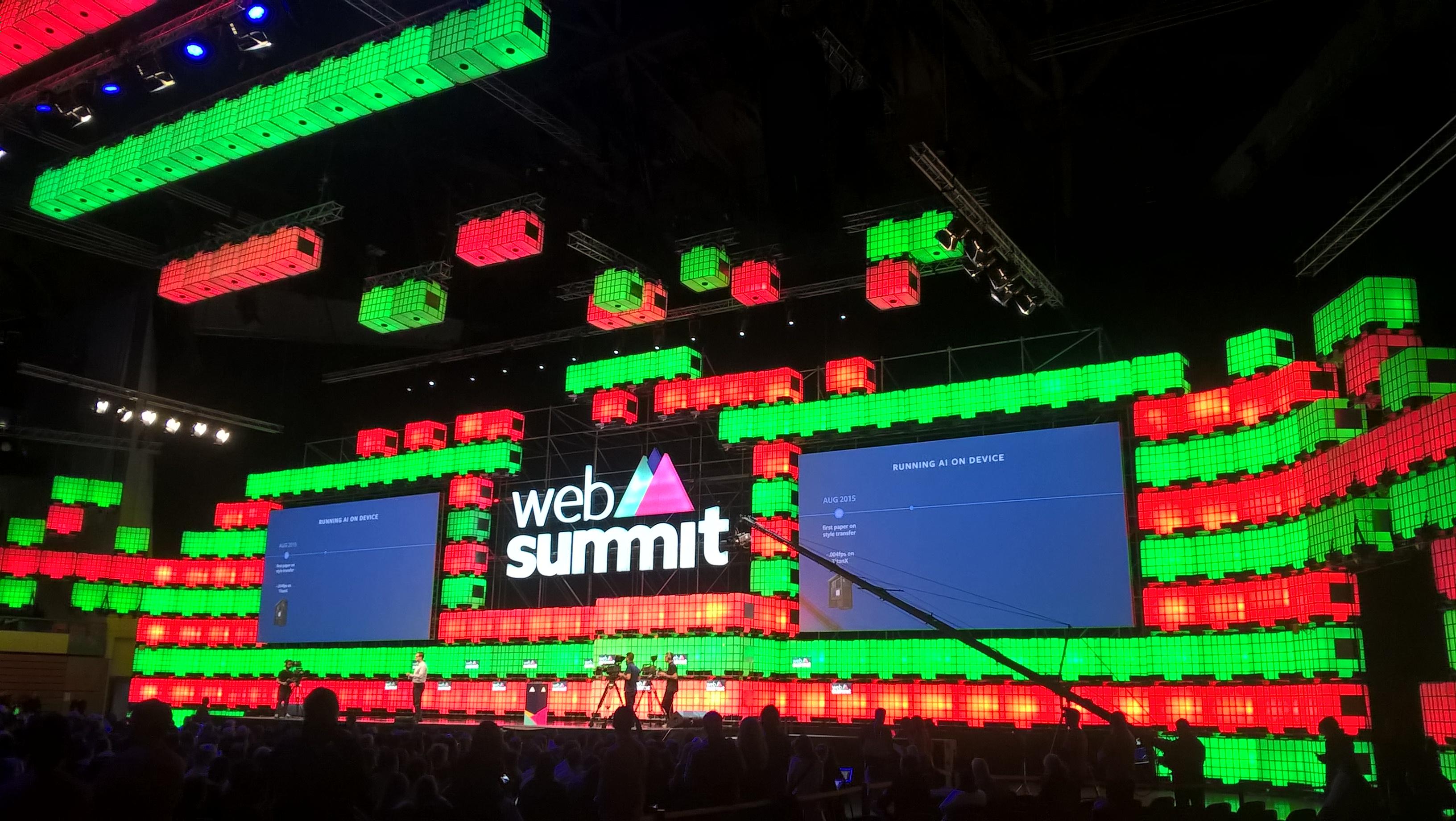 Web Summit gerou mais 6500 notícias internacionais sobre Lisboa