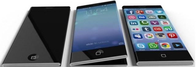 "Apple: iPhone ""dobrável"""