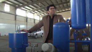 Carro andou 900 km usando água como combustível