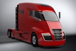 Nikola One quer fabricar camiões eléctricos