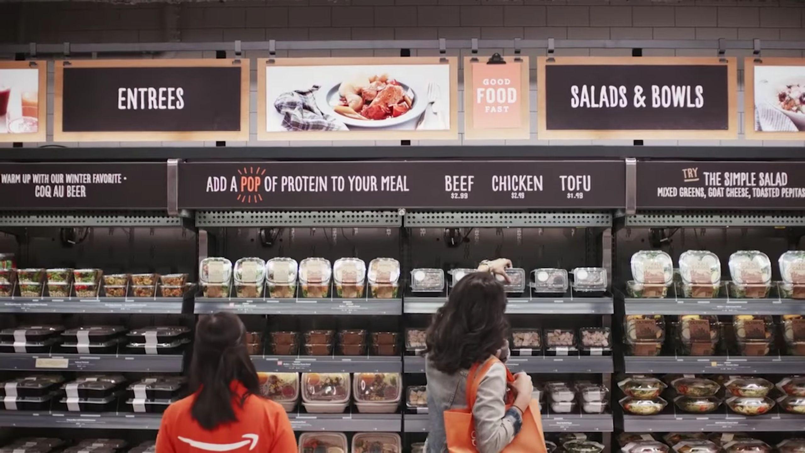 Read more about the article Amazon Go: Faça as suas compras e não espere numa fila para pagar