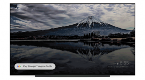 Read more about the article Assistente Google está a caminho da Android TV