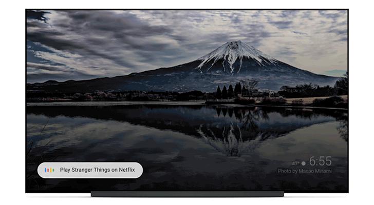 Assistente Google está a caminho da Android TV