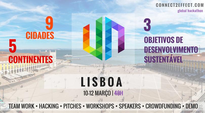 Hackathon global: Portugal é um dos palcos do evento