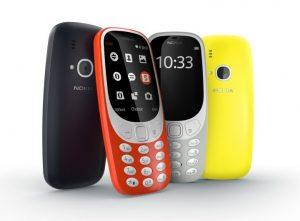 Nokia 3310 está de volta, conheça a nova versão do telemóvel!