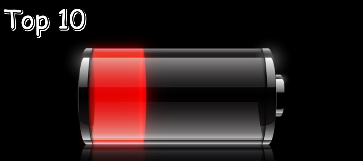 As 10 apps que gastam mais dados e bateria