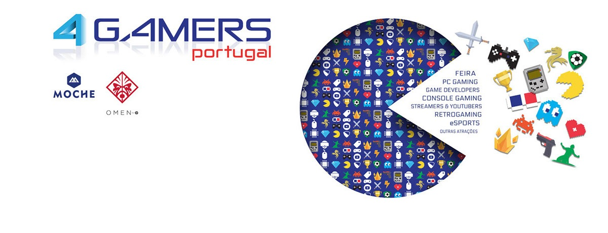 4Gamers: Estreia do maior evento de gaming português