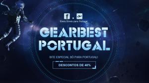Gearbest tem agora página em Português