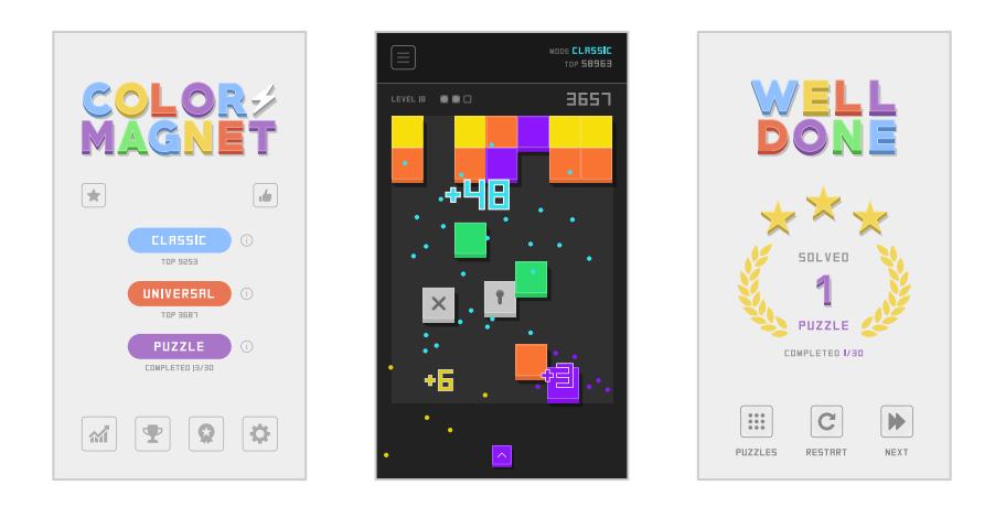 Color Magnet: O novo quebra-cabeças para o seu cérebro