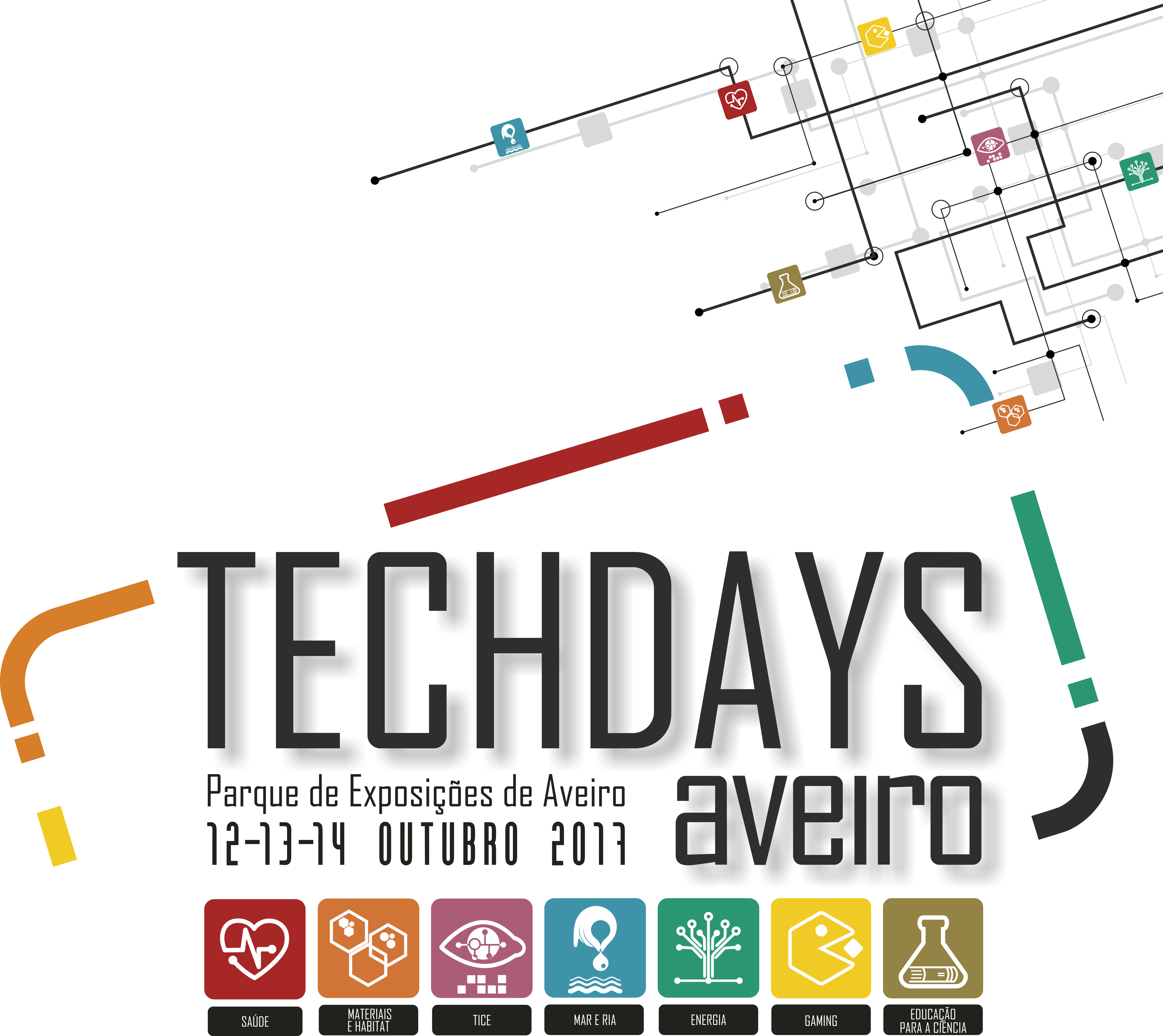TECHDAYS 17: Instituto das Telecomunicações vai apresentar 28 projectos de investigação