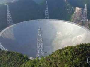 Equipa portuguesa participa no maior radiotelescópio do mundo