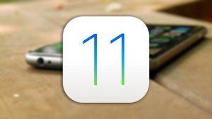 Apple: Lançamento do iOS 11.0.3