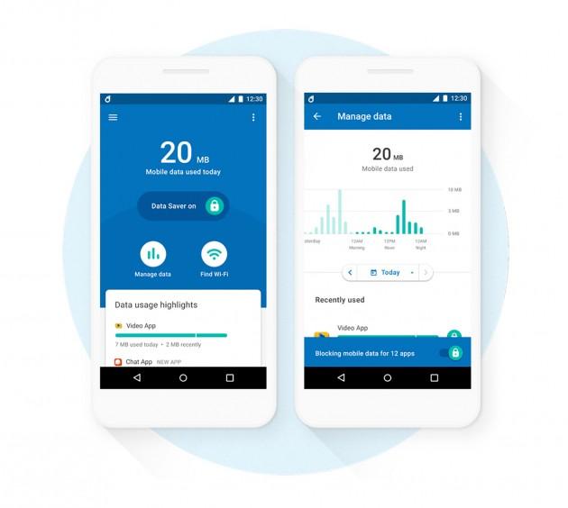 Datally: Controle os dados móveis do seu smartphone