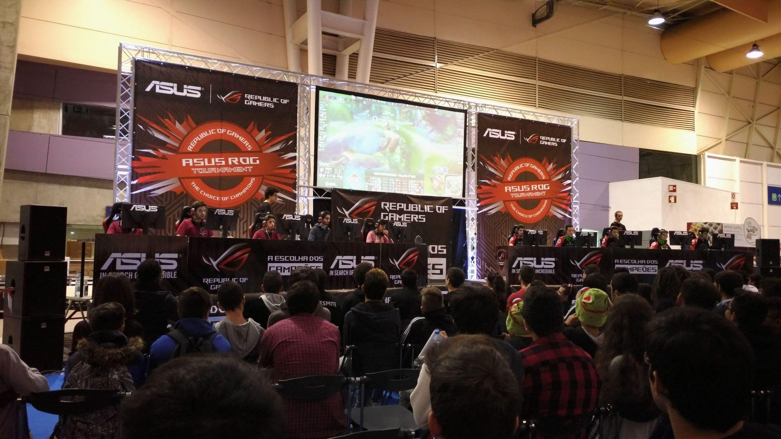 Read more about the article Lisboa Games Week: ASUS está de regresso a este evento