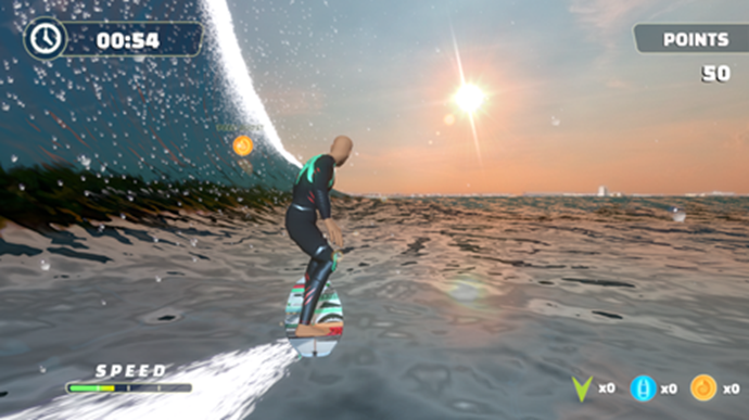 Empresa portuguesa cria simulador de surf para o Sunset Summit