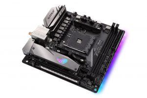 ASUS ROG anuncia novas motherboards de gaming