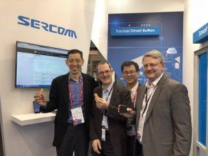 Sercomm apresenta dispositivos IoT com LTE-M na MWC 2018