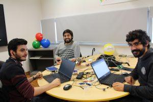 Estudantes de Coimbra na final do Hash Code promovido pela Google