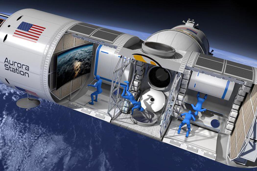 Primeiro hotel no espaço, para breve
