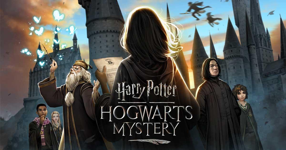 Harry Potter: Hogwarts Mistery, disponível a 25 de Abril
