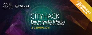 2ª edição do CityHack decorre de 2 e 3 de Junho