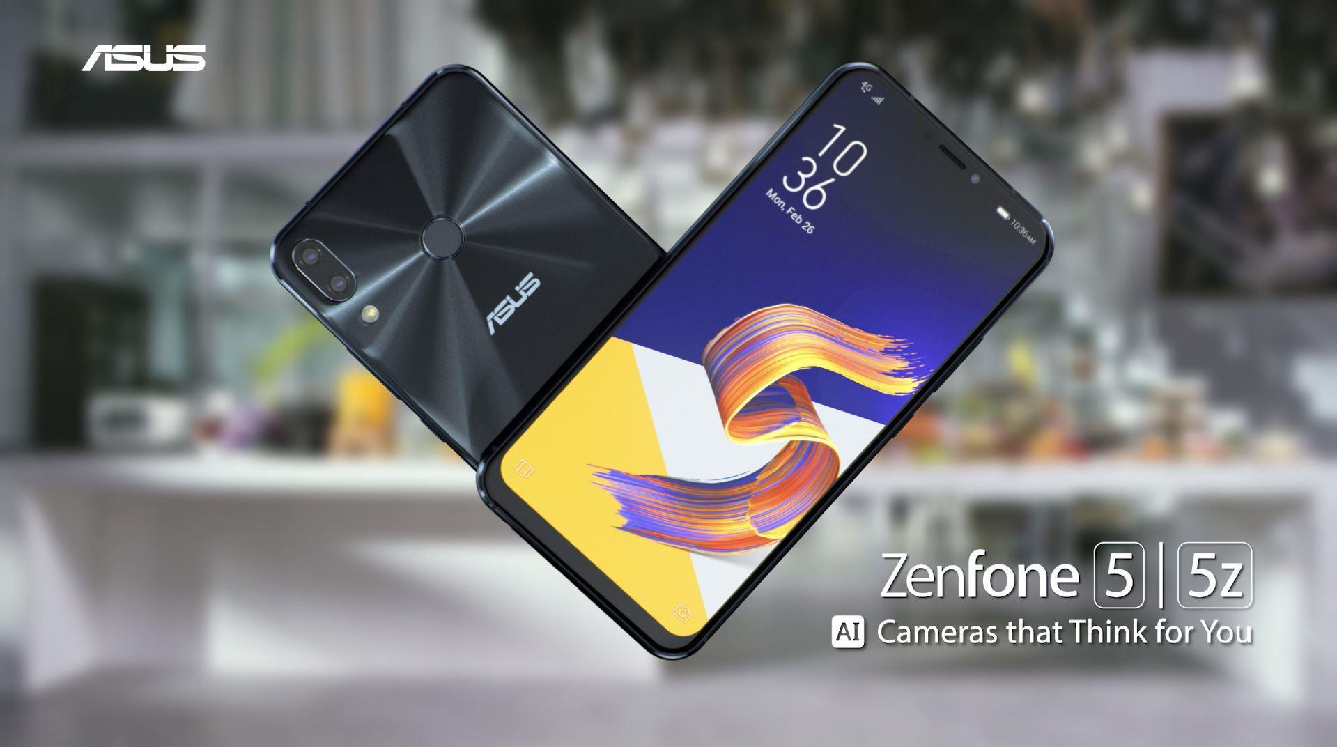 ASUS ZenFone 5Z já está disponível em Portugal