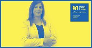 Milene Dias muda de cargo na Match Profiler