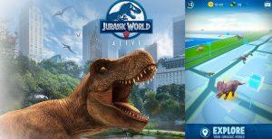Read more about the article Jurassic World Alive: O novo Pokémon Go com dinossauros