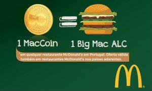 """MacCoin vem para """"fazer esquecer"""" as BitCoin"""