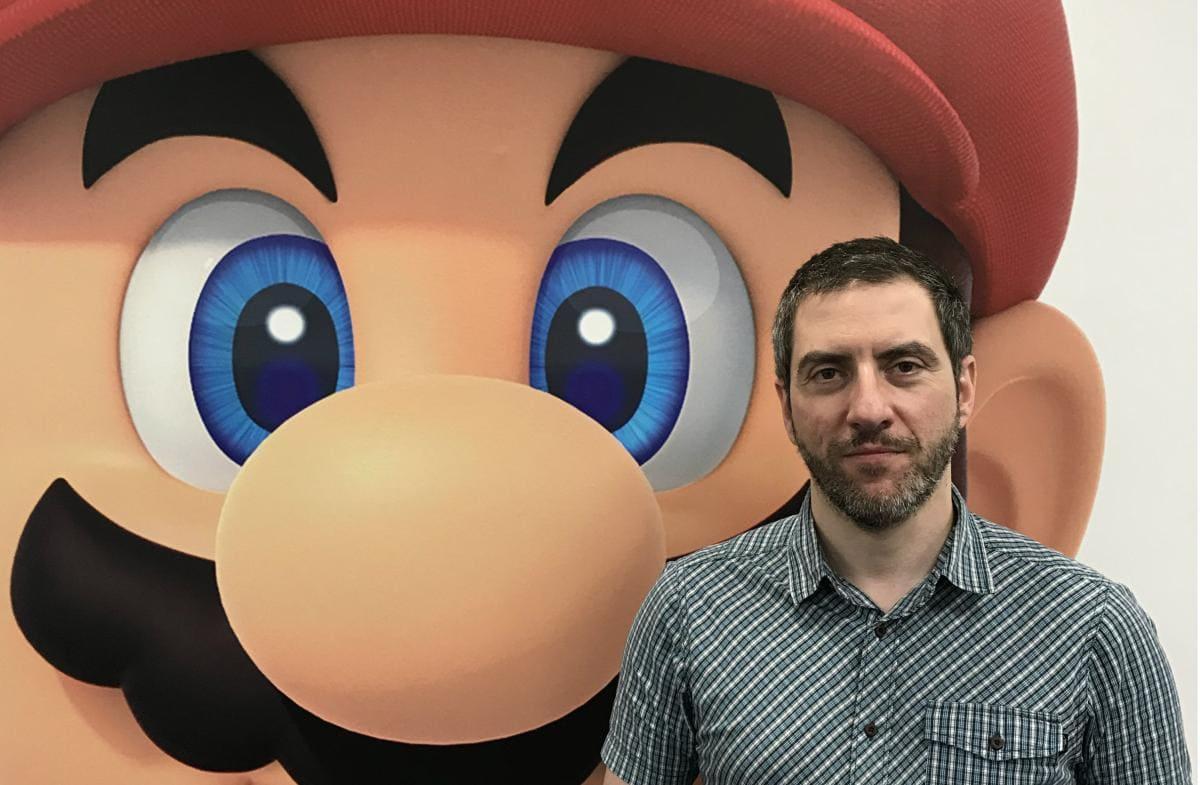 É português e manda no Marketing da Nintendo