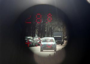 Read more about the article 400 mil, o número de condutores apanhados por radares móveis