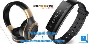 Ganhe uns headphones ou um smartwatch com o Tech em Português