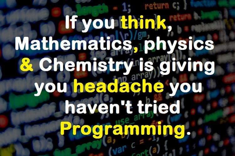 Programador: as realidades de um dia normal
