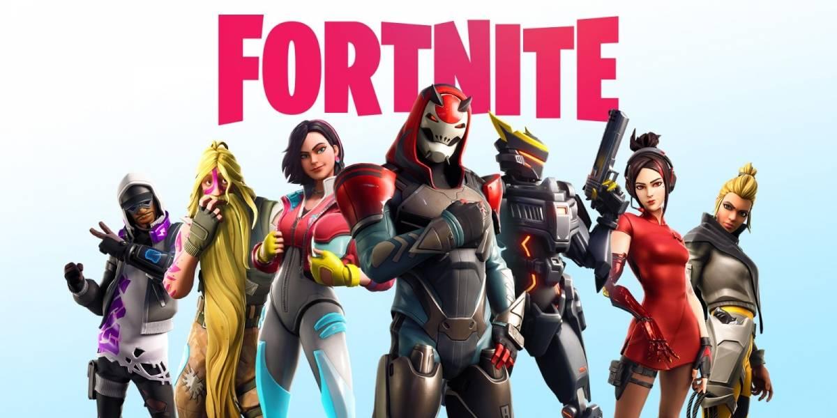 Fortnite: 30 países na batalha