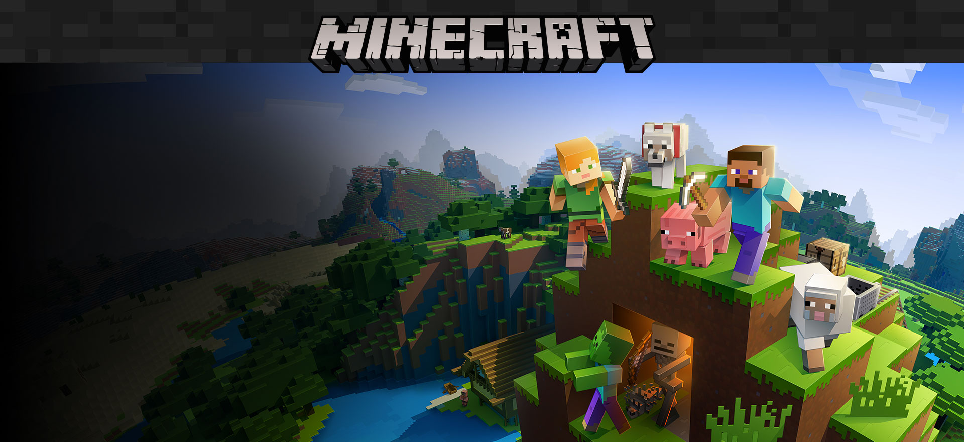 Minecraft: Editor de personagens