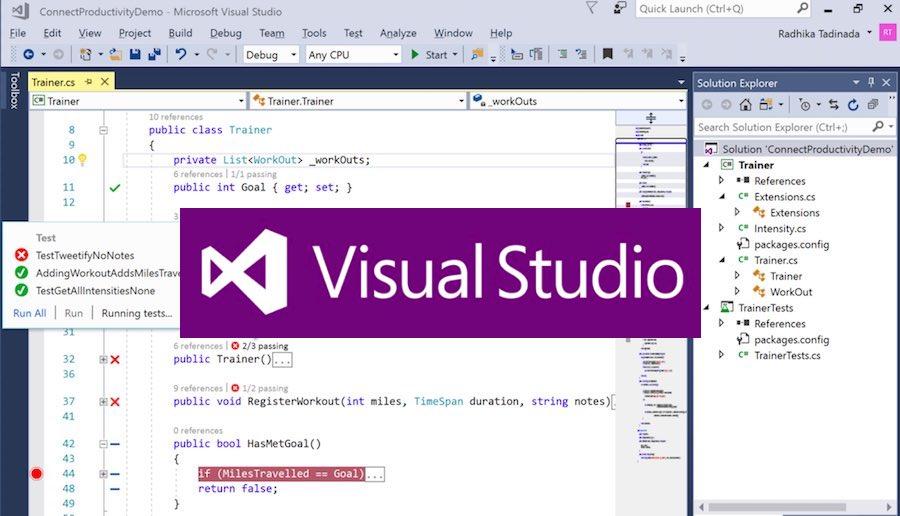 Visual Studio Online – IDE Baseado